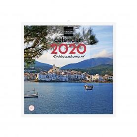 CALENDARI 2020 POPLES AMB ENCANT