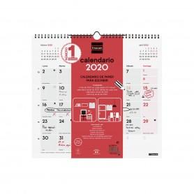 CALENDARIO 2020 DE PAREDPARA ESCRIBIR