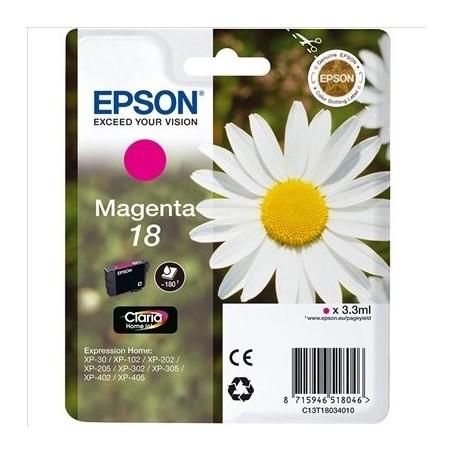EPSON T1803 (18) MAGENTA ORIGINAL