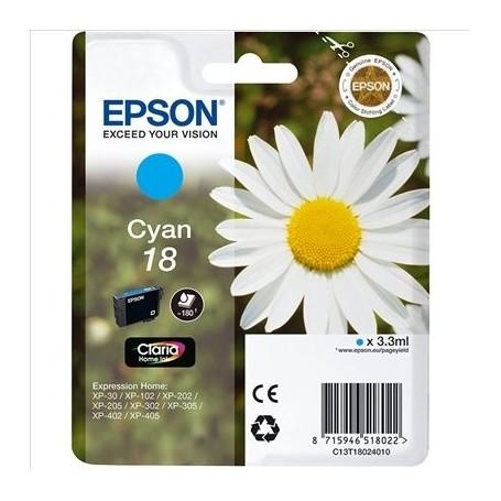 EPSON T1802 (18) CIAN ORIGINAL