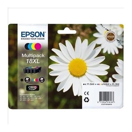 EPSON T1816 (18XL) MULTIPACK ORIGINAL
