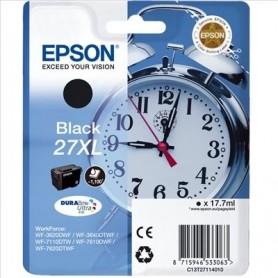 EPSON T2711 (27XL) NEGRO ORIGINAL