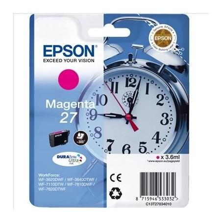 EPSON T2703 (27) MAGENTA ORIGINAL