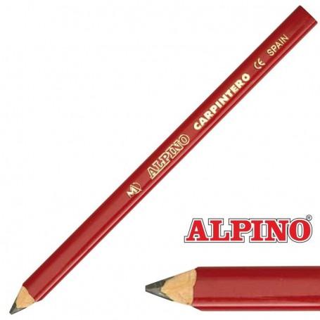 LAPIZ CARPINTERO ALPINO