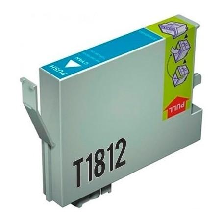 EPSON T1812 (18XL) CIAN COMPATIBLE