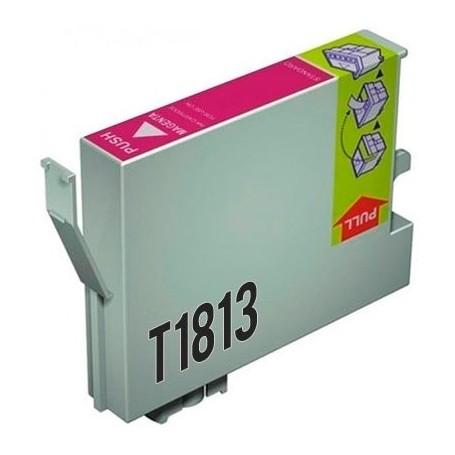 EPSON T1813 (18XL) MAGENTA COMPATIBLE
