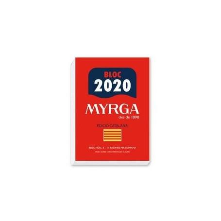 TACO BUFFET (2020) MYRGA 8,3X12 Nº 6 CATALAN.