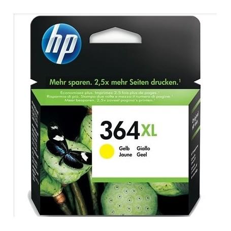 HP 364XL AMARILLO ORIGINAL
