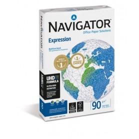 PAPEL A4 NAVIGATOR 90g 500h EXPRESSION