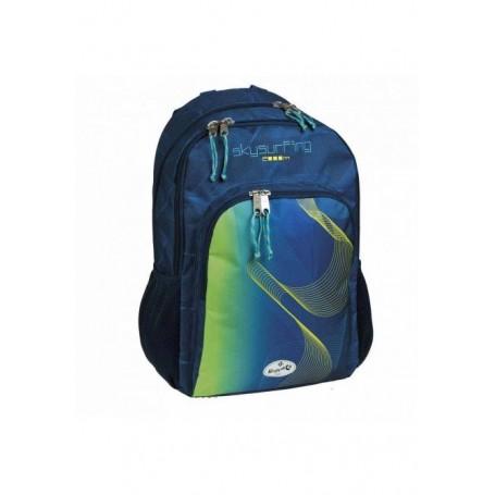 mochila escolar doble