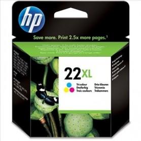 HP 22XL TRICOLOR