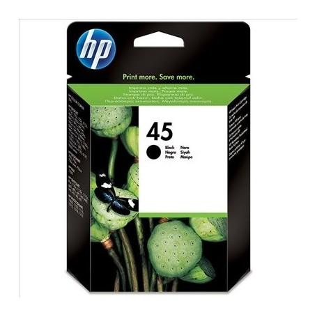 HP 45 (42ml) Negro Original