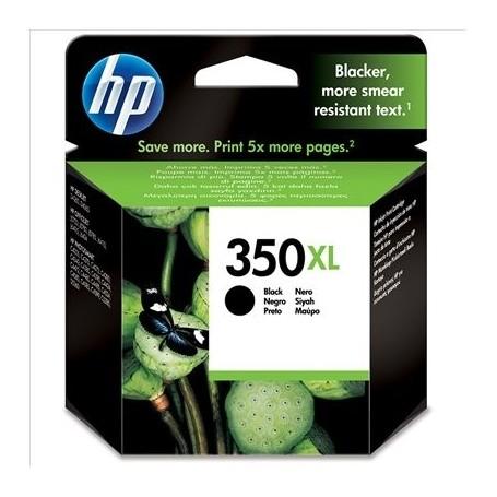 HP 350XL Negro Original