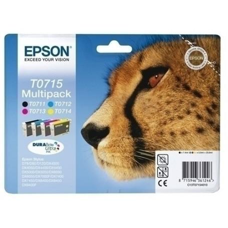 CARTUCHO INKJET EPSON T071540 STYLUS MULTIPACK