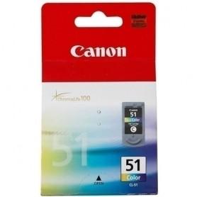 CARTUCHO INKJET CANON CL51 COLOR