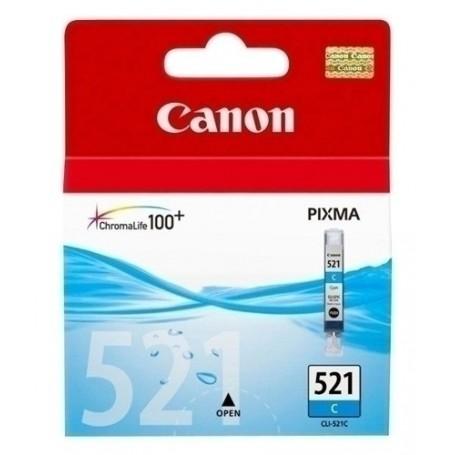 CART.IJ.CANON CLI-521C CIAN PIXMA