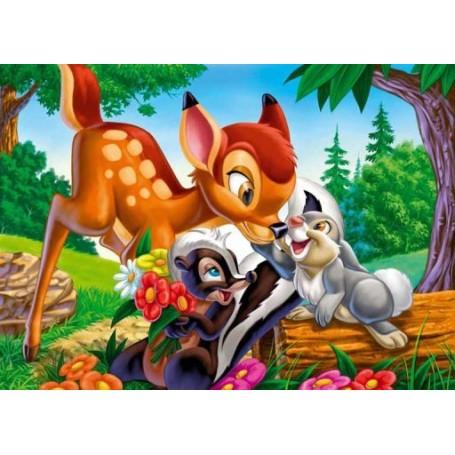 Puzzle 104 Disney Animales