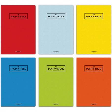 Cuaderno Oxford School Fº 80H 90G 4X4/M Tapa Plastico Azul