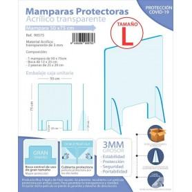 Mampara Protectora Tamaño L (50 x 75cm)