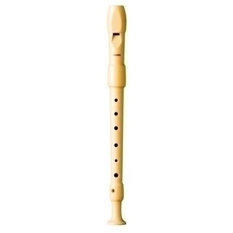 Flauta Soprano Plástico