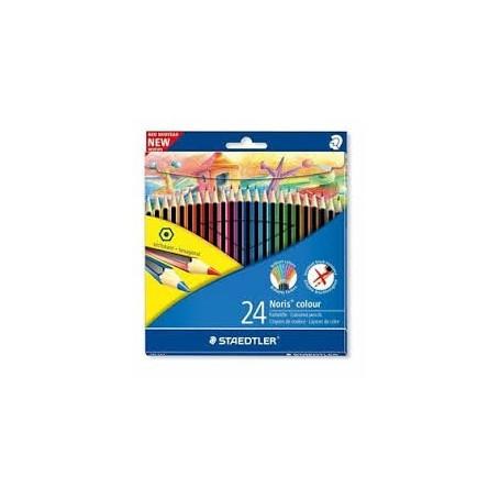Lápices de color 24 Noris
