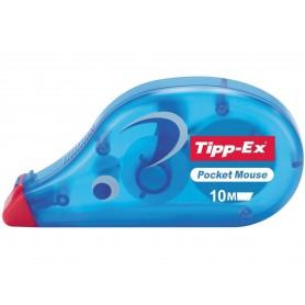 Cinta Correctora Pocket Mouse Tipp-Ex