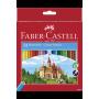Estuche 24 Colores Faber-Castell