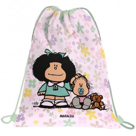 Saco Mafalda Flores
