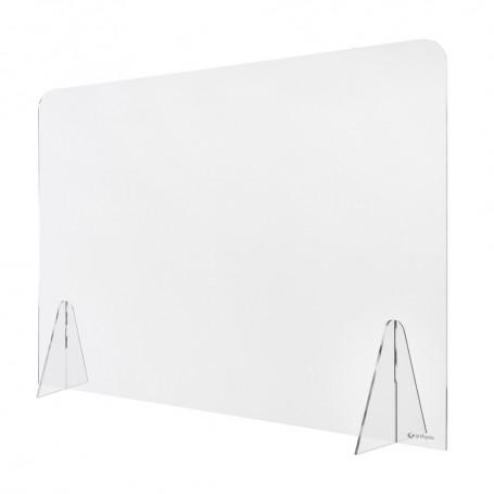 Mampara de metacrilato 75x100cm s/ventana
