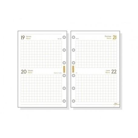 RECAMBIO (2021) AGENDA FINOCAM C297 CLASSIC 602 ANUALIDAD 2D/P
