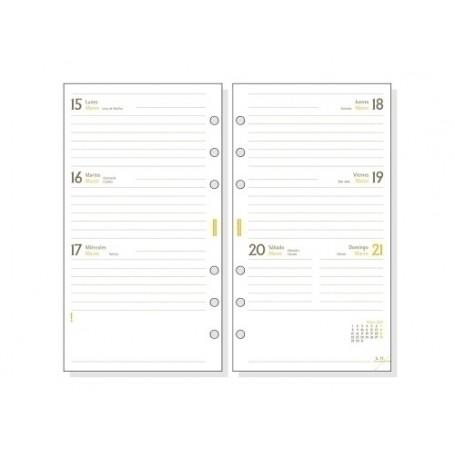RECAMBIO (2021) AGENDA FINOCAM C999 CLASSIC 609 ANUALIDAD S/V APAIS.