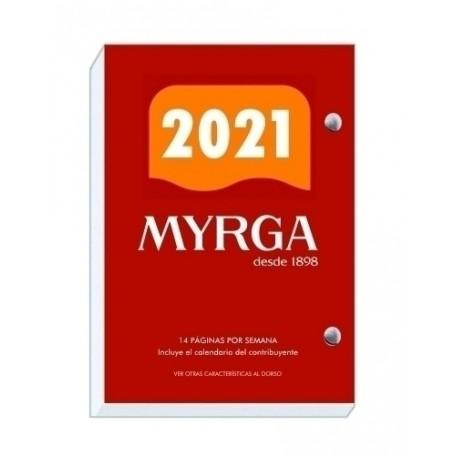 TACO BUFFET (2021) MYRGA 8,3x12 Nº 2 CASTELLANO