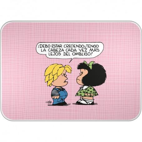 Vade de sobremesa Mafalda Belly Button