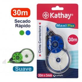 Cinta Correctora 5mm x 30m KATHAY