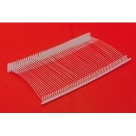 RECAMBIO APLI NAVETE ESTANDAR PLASTICO 25mm Caja de 5.000