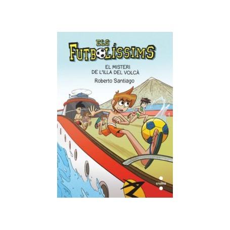 ELS FUTBOLISSIMS 18: EL MISTERI DE L ILLA DEL VOLCÀ
