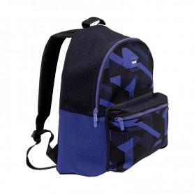 Mochila Milan escolar Knit azul