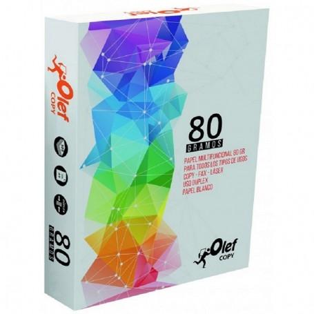 Papel A4 Olef Universal 80g (Paquete de 500)