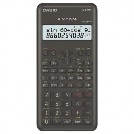 CALCULADORA CIENTIFICA CASIO 10+2 DIGITOS FX-82 MS (2 edicion)
