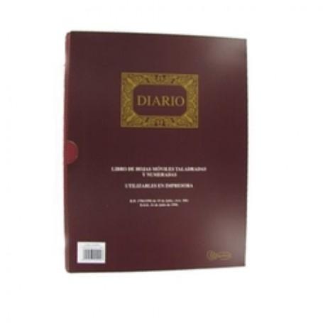 LIBRO CONTABILIDAD A4 100 HOJAS MOV. DIARIO