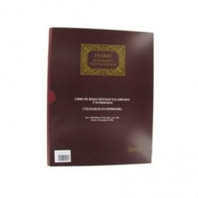 LIBRO CONTABILIDAD A4 100 HOJAS MOV. INV.CUENTAS ANUALES