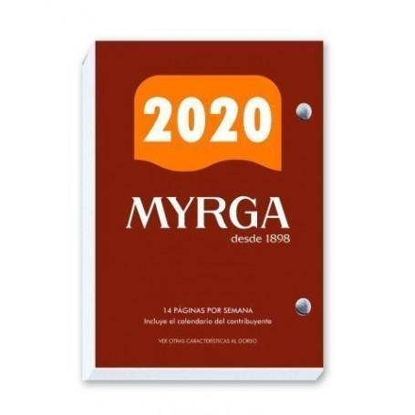 TACO BUFFET (2020) MYRGA 8,3x12 Nº 2 CASTELLA.
