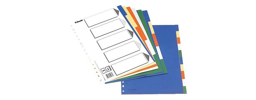 indices y separaores todo para tu oficina al mejor precio comprar material de oficina con trnasporte gratis