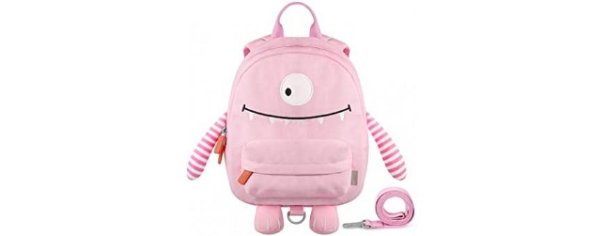 mochila infantil, para la vuelta al cole, al mejor precio