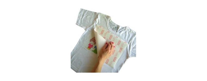 papel transfer ideal para tus camisetas personalizadas