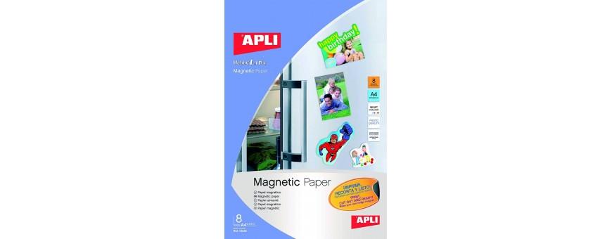 papel magnetico para tu impresora