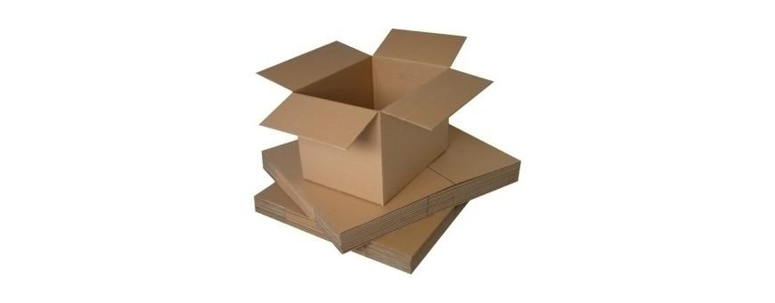 cajas carton embalaje ecomerce