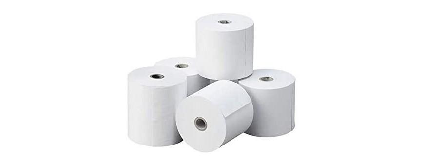 rollo papel tpv comprar al mejor precio papel calcualdora,comprar papel para tpv, rollos termico tpv sin bisfenol