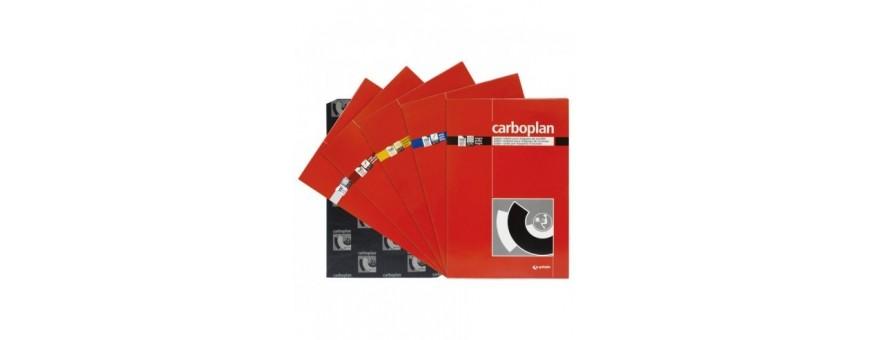papel carbon escritura